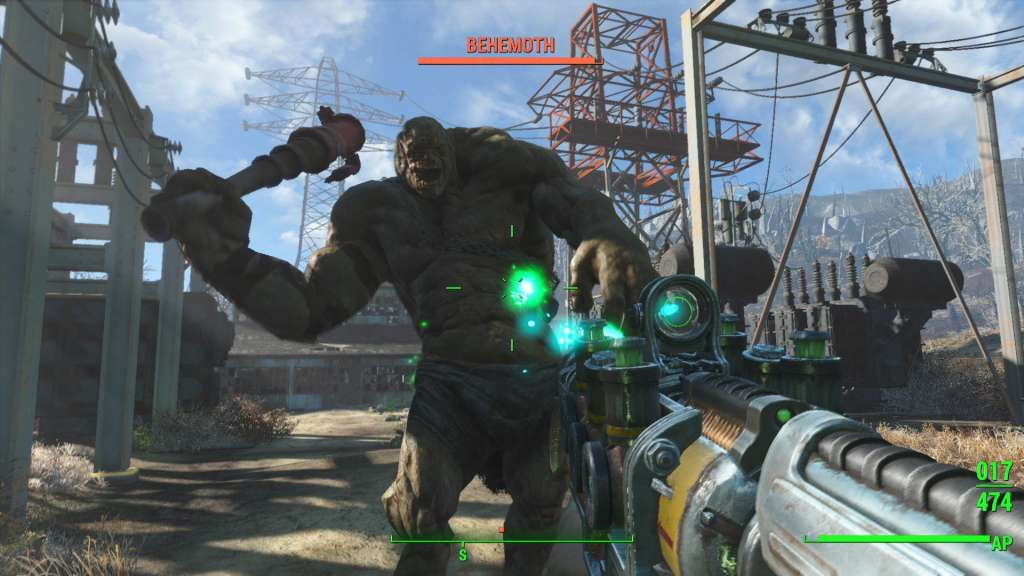 fallout 4 goty steam key free