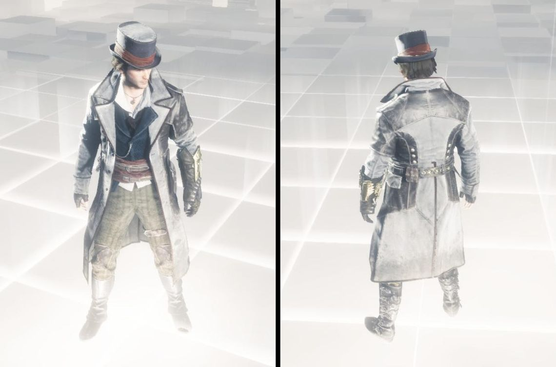 Assassin S Creed Syndicate Jacob Suave Outfit Dlc Eu Ps4 Cd Key