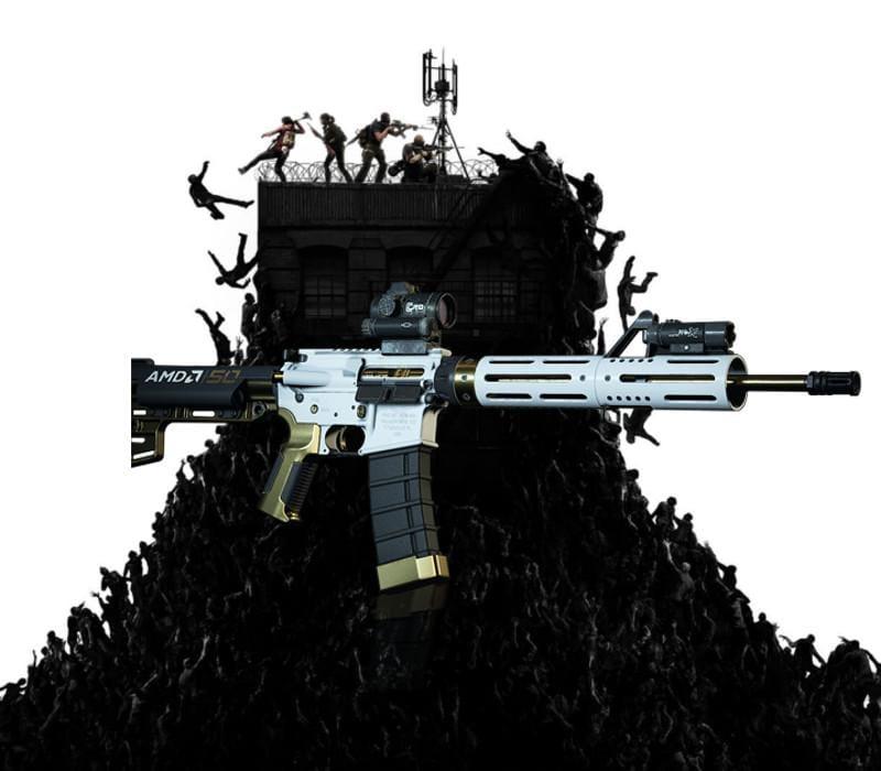 World War Z - AMD50 PAC-15 Weapon Skin Epic Games CD Key ...