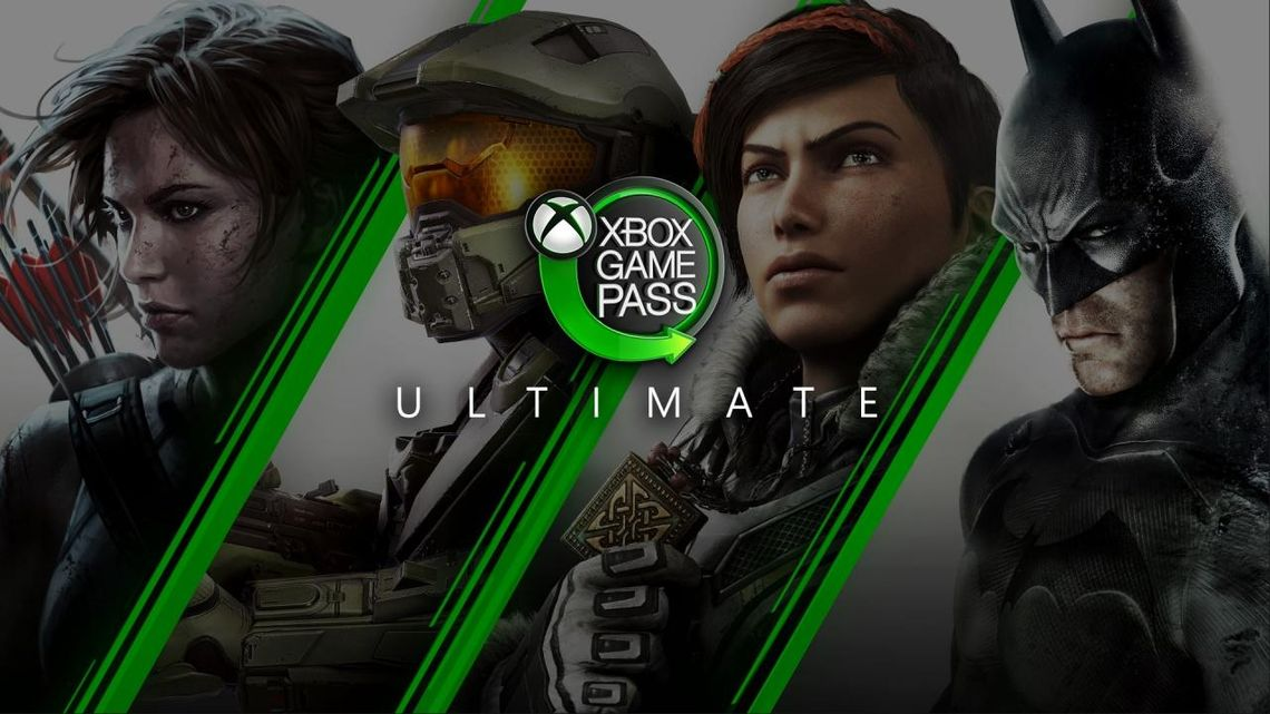 Xbox Game Pass Ultimate - 1 Month Xbox One  Windows 10 Cd -2778