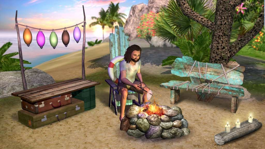 The Sims 3 - Island Paradise Expansion Steam Gift