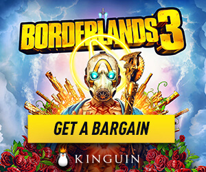 Kinguin Borderlands 3 - 300x250
