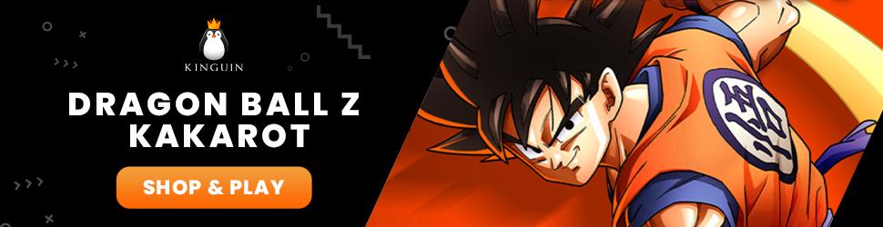 Kinguin Dragon Ball Z: Kakarot - 970x250