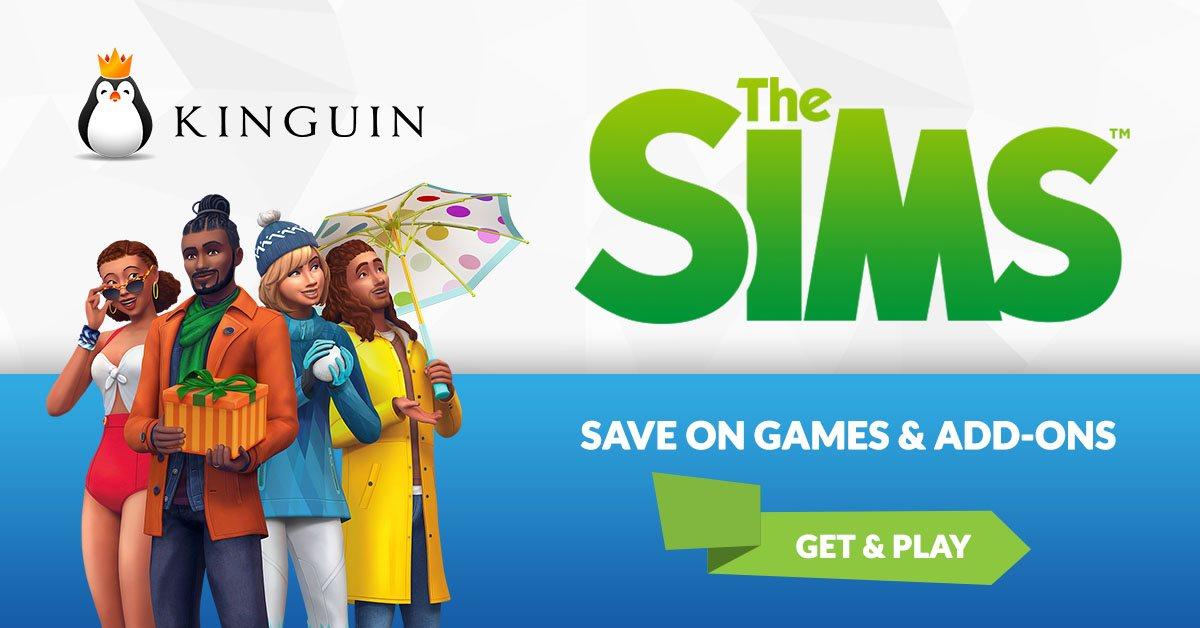 Kinguin The Sims 1200x628
