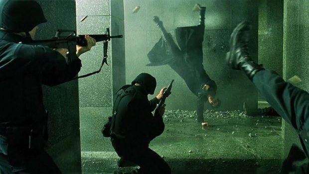 4. The Matrix trilogy