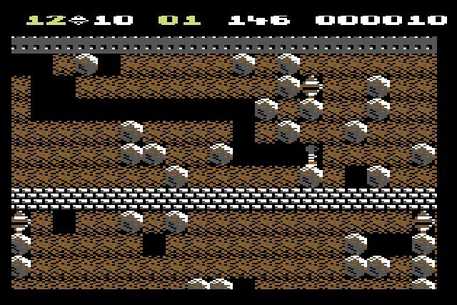 Boulder Dash (1984)