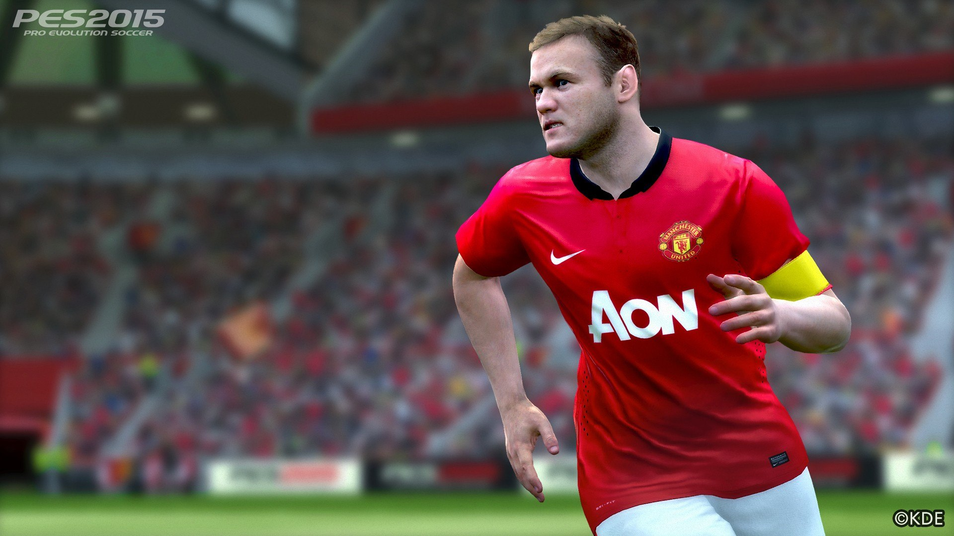 PES 2015-Fox Engine