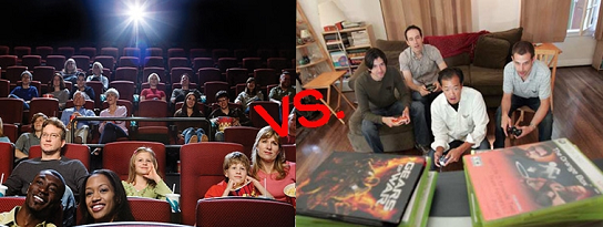 Games vs Movies