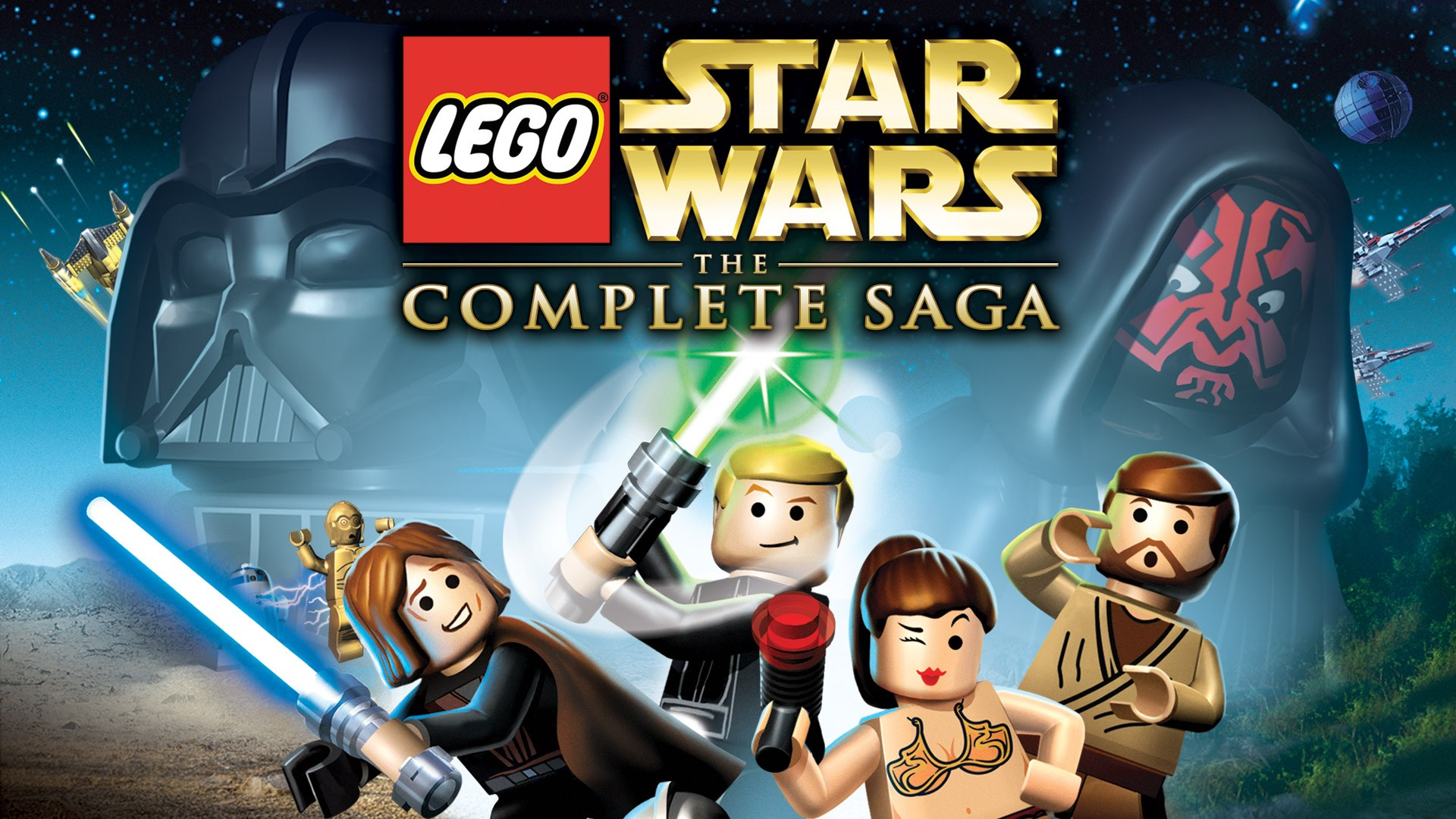 Lego Star Wars The Complete Saga Steam Gift Buy Cheap On