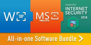 All-in-one Software Bundle | Kinguin
