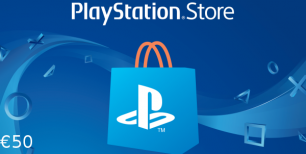 PlayStation Network Card €50 DE | Kinguin
