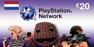 Playstation Network Card €20 NL | Kinguin