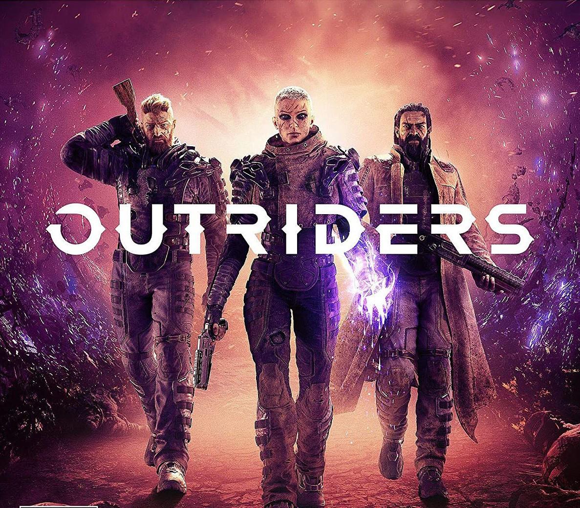 Outriders Steam CD Key