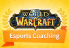 World of Warcraft coaching - 1 hour of PvP on 3v3 RGB arena coaching