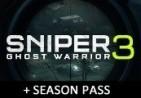 Sniper Ghost Warrior 3 + Season Pass Steam CD Key