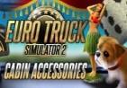 Euro Truck Simulator 2 - Cabin Accessories DLC Steam CD Key