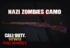 Call of Duty: WWII - Nazi Zombies Camo DLC Clé Steam