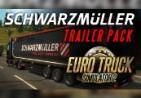 Euro Truck Simulator 2 - Schwarzmüller Trailer Pack DLC Steam CD Key