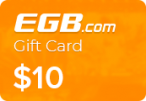 EGB.com Egamingbets $10 Gift Card | Kinguin