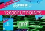 FIFA 19 - 12000 FUT Points US PS4 CD Key
