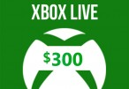 XBOX Live $300 Prepaid Card MXN