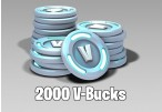 Fortnite 2000 V-Bucks EU PS4 CD Key