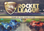 Rocket League Game of the Year Clé Steam