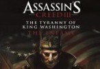 Assassin's Creed 3 - The Tyranny of King Washington: The Infamy DLC Uplay CD Key