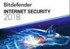 Bitdefender Internet Security 2018 Key (1 Year / 3 PCs)