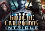 Galactic Civilizations III - Intrigue Expansion DLC Clé Steam