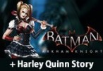 Batman: Arkham Knight + Harley Quinn Story Pack Steam CD Key