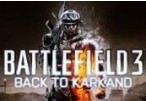 Battlefield 3 Back to Karkand Expansion Pack DLC Origin CD Key