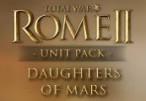 Total War: ROME II - Daughters of Mars DLC Steam CD Key