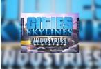 Cities: Skylines - Industries DLC EU Steam Altergift