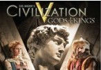 Sid Meier's Civilization V Gods and Kings DLC Chave Steam