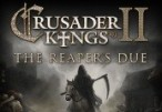 Crusader Kings II - The Reaper's Due DLC Steam CD Key