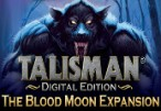 Talisman - The Blood Moon Expansion DLC Steam CD Key