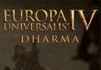Europa Universalis IV - Dharma DLC Steam CD Key