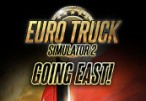 Euro Truck Simulator 2 - Going East! DLC Clé Steam