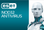 ESET NOD32 Antivirus 3 PC 1 Year