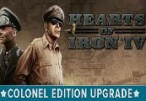 Hearts of Iron IV - Colonel Edition Upgrade Pack DLC Steam CD Key