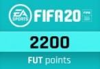 FIFA 20 - 1600 FUT Points XBOX One CD Key