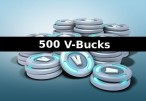 Fortnite 500 V-Bucks EU PS4 CD Key