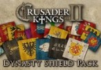 Crusader Kings II - Dynasty Shield Pack DLC Steam CD Key