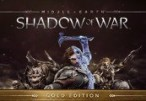 Middle-Earth: Shadow of War Gold Edition Clé Steam