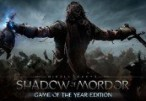 Middle-Earth: Shadow of Mordor GOTY Edition EU Steam CD Key
