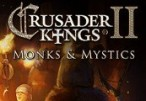 Crusader Kings II - Monks and Mystics DLC Steam CD Key | Kinguin