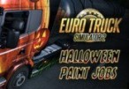 Euro Truck Simulator 2 - Halloween Paint Jobs Pack DLC Steam CD Key