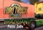 Euro Truck Simulator 2 Brazilian Paint Jobs Pack DLC Steam CD Key