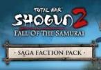 Total War: Shogun 2 - Fall of the Samurai – The Saga Faction Pack DLC Steam CD Key